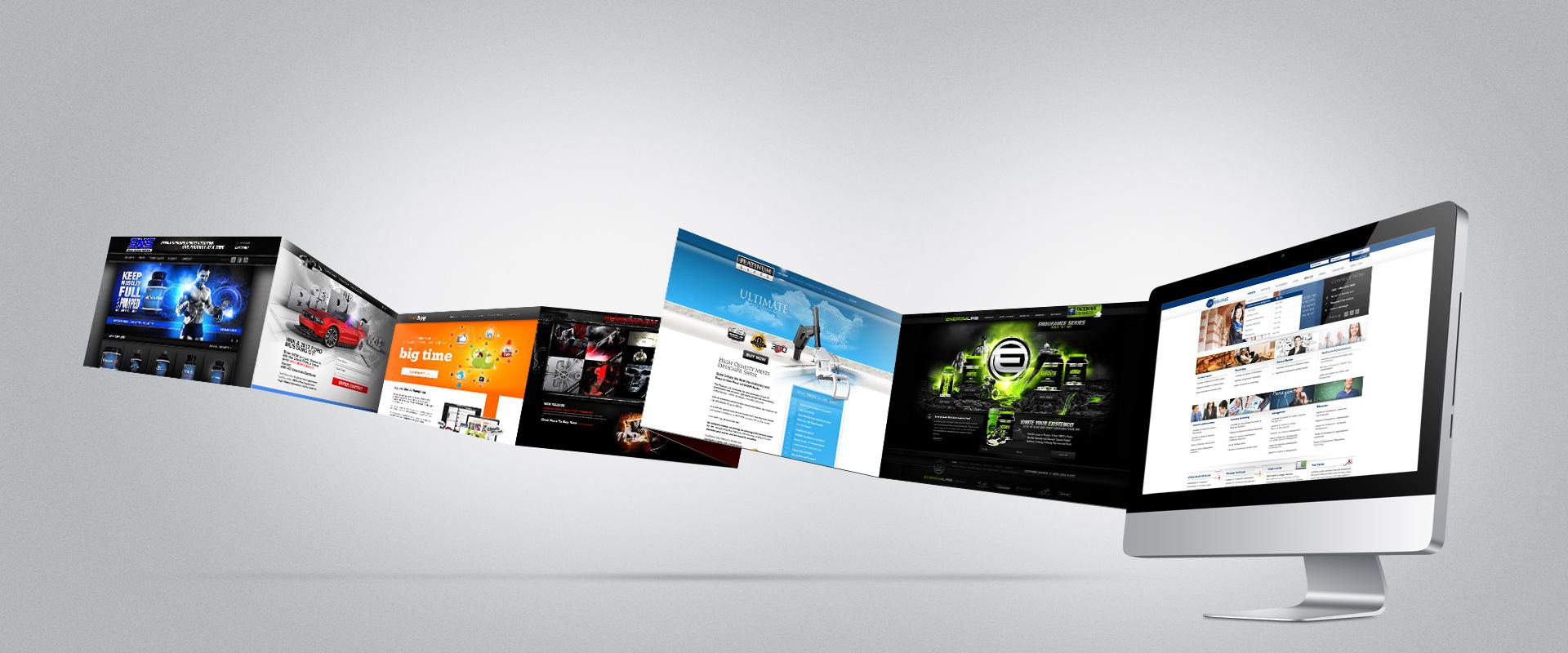 Custome Website
