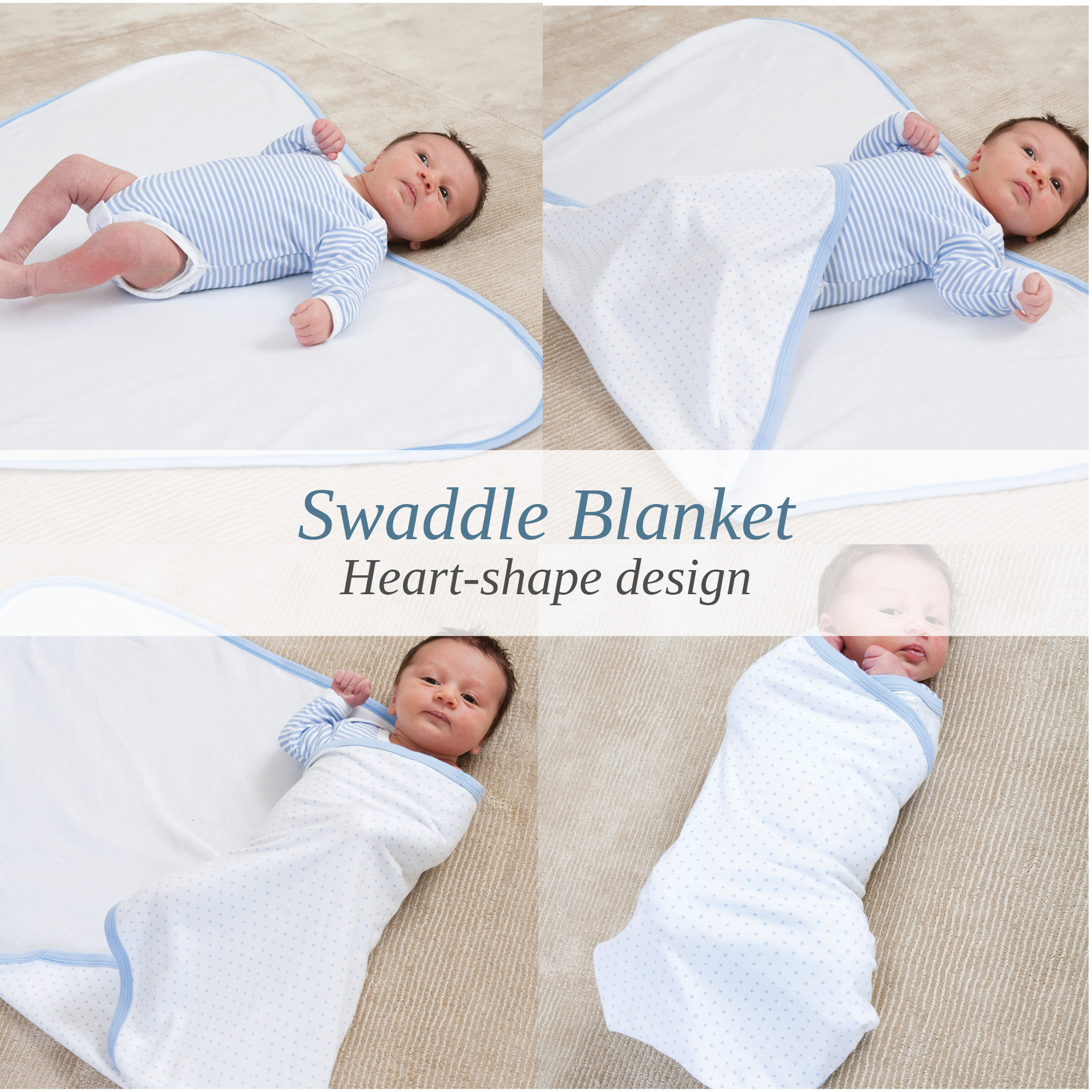 swaddle baby