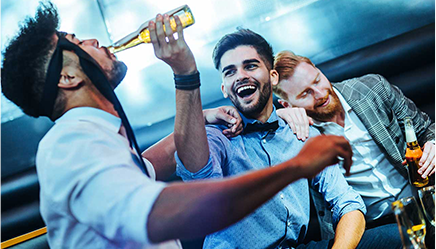 The bachelor party excites not only the groom but also their friends. Why not? It is the last time your friends are going to enjoy being single with friends.