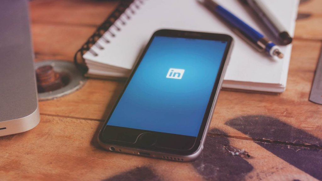 LinkedIn URL by using something important and unique